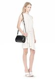 ALEXANDER WANG CHASTITY IN BLACK WITH RHODIUM Shoulder bag Adult 8_n_r