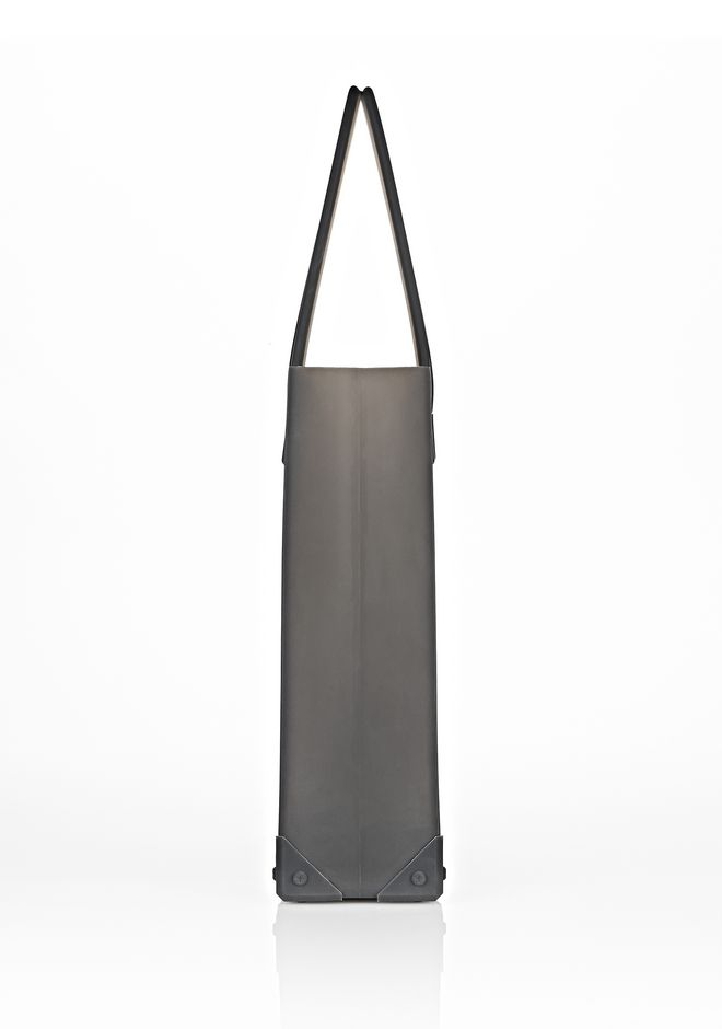 ALEXANDER WANG PRISMA MOLDED TOTE IN SESAME TOTE/DEL Adult 12_n_d