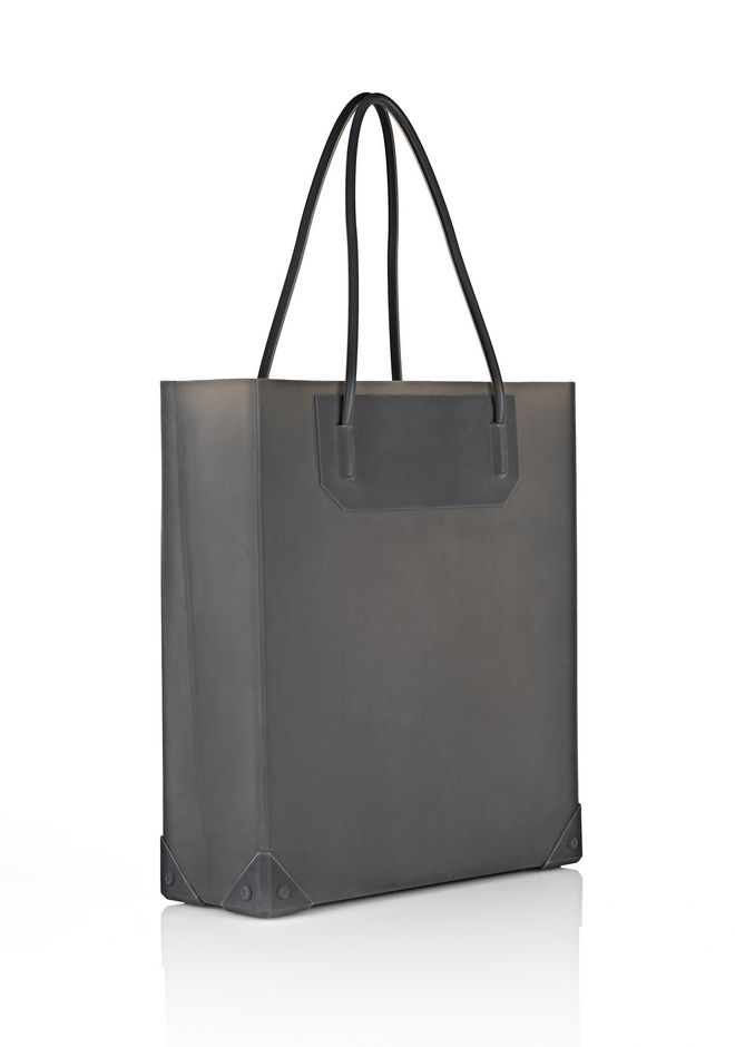 ALEXANDER WANG PRISMA MOLDED TOTE IN SESAME TOTE/DEL Adult 12_n_e