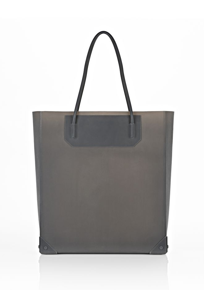 ALEXANDER WANG PRISMA MOLDED TOTE IN SESAME TOTE/DEL Adult 12_n_f