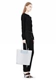 ALEXANDER WANG PRISMA MOLDED TOTE IN ICING TOTE/DEL Adult 8_n_r