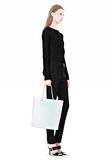 ALEXANDER WANG PRISMA MOLDED TOTE IN PEPPERMINT TOTE Adult 8_n_r