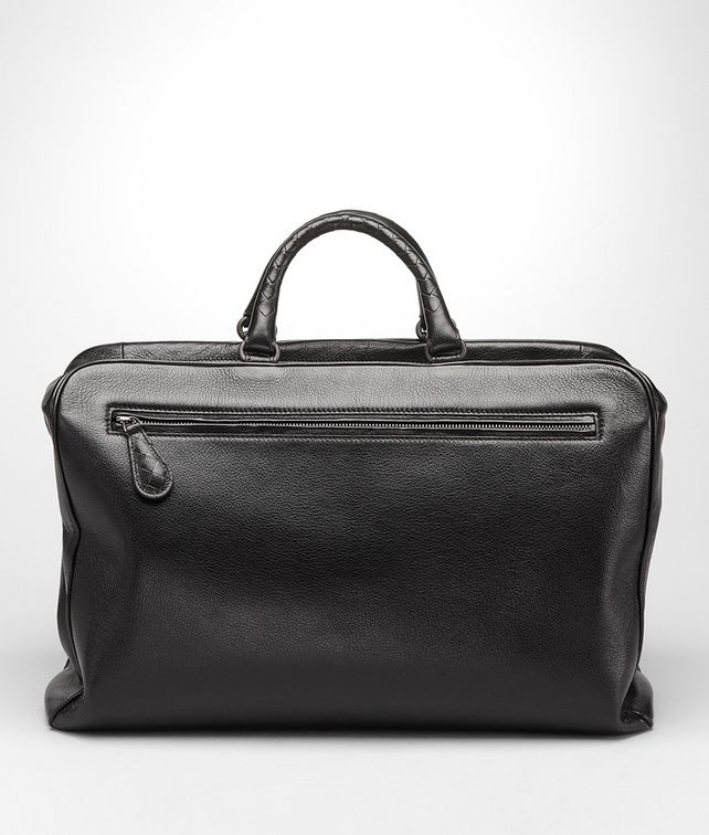 BOTTEGA VENETA VALIGETTA BUSINESS NERA IN MADRAS HERITAGE Borsa Business U fp