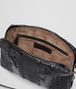 BOTTEGA VENETA MESSENGER BAG IN NERO NAPPA AND AYERS Crossbody bag D dp