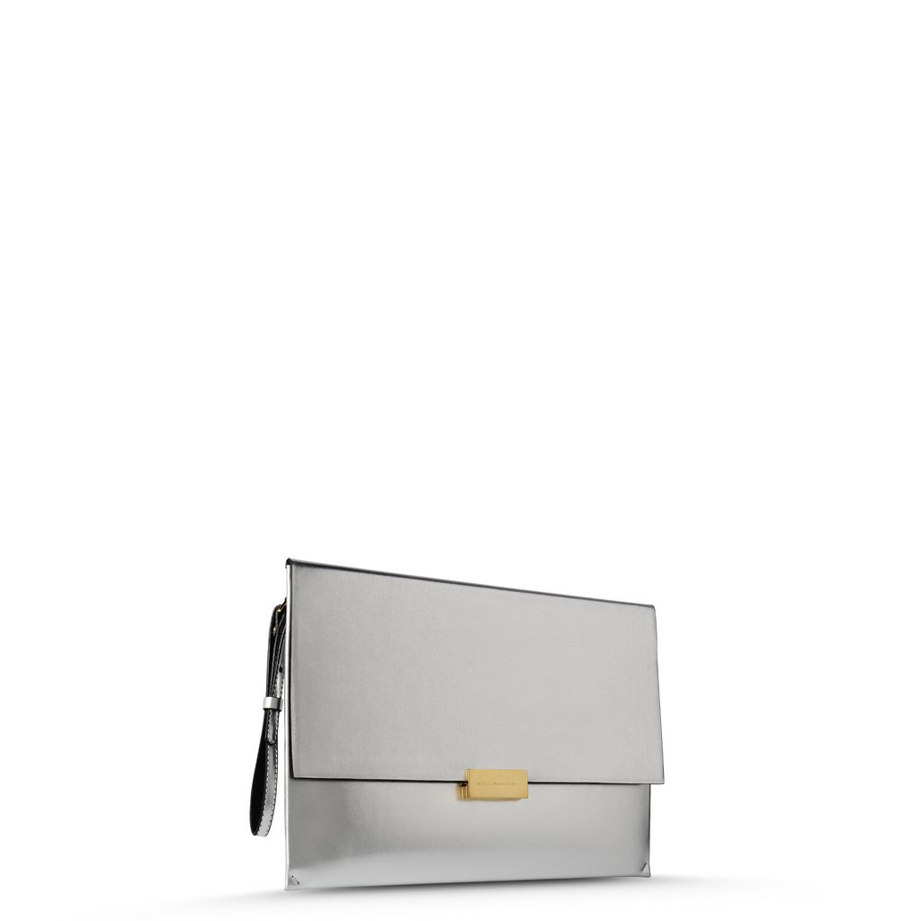 Beckett Envelope Clutch - STELLA MCCARTNEY