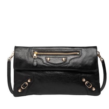 BALENCIAGA Messenger Bag D Balenciaga Giant 12 Envelope Strap Gold f