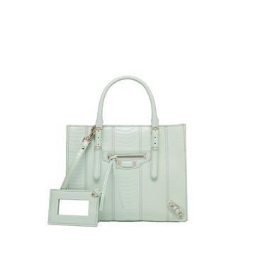 BALENCIAGA Papier Exotic Handbag D Balenciaga Papier Elaphe Mini A4 f