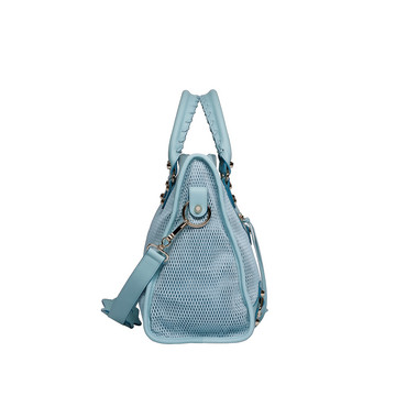 BALENCIAGA Top handle bag D Balenciaga Classic City Arena Net   f