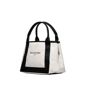 BALENCIAGA Navy Handbag D Navy Cabas S f