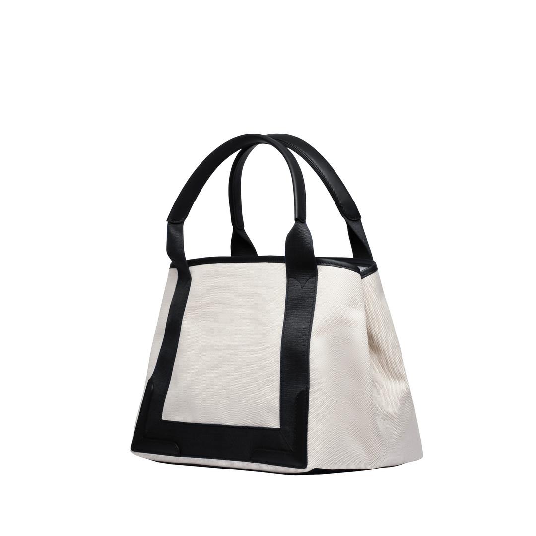 BALENCIAGA Navy Handbag D Navy Cabas S i