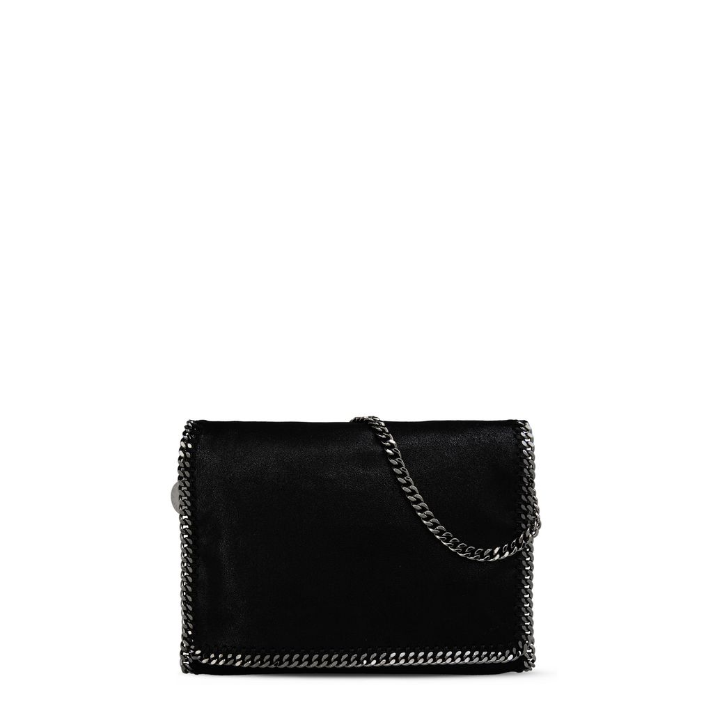 Borsa Messenger Falabella in Shaggy Deer  - STELLA MCCARTNEY