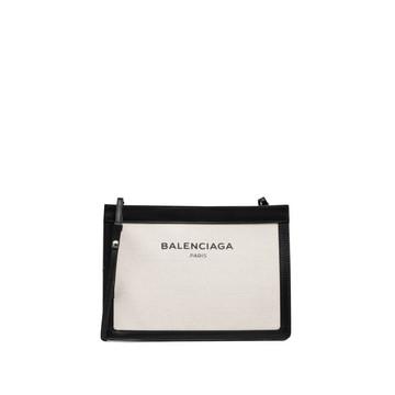 BALENCIAGA Navy Handbag D Navy Pochette f