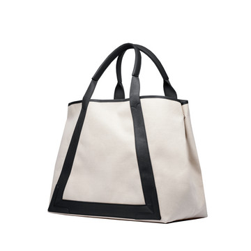 BALENCIAGA Navy Handbag D Navy Cabas M f