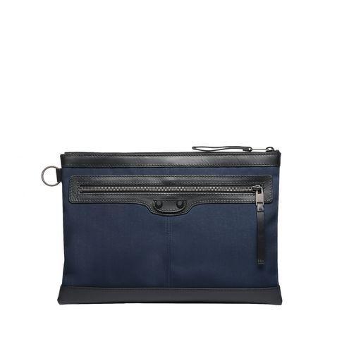 BALENCIAGA Briefcase U Balenciaga Bi-Material Clip M  f