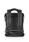 ALEXANDER WANG EXPLORER BACKPACK IN BLACK WITH RHODIUM BACKPACK Adult 8_n_d