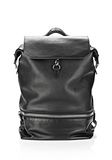 ALEXANDER WANG EXPLORER BACKPACK IN BLACK WITH RHODIUM BACKPACK Adult 8_n_f