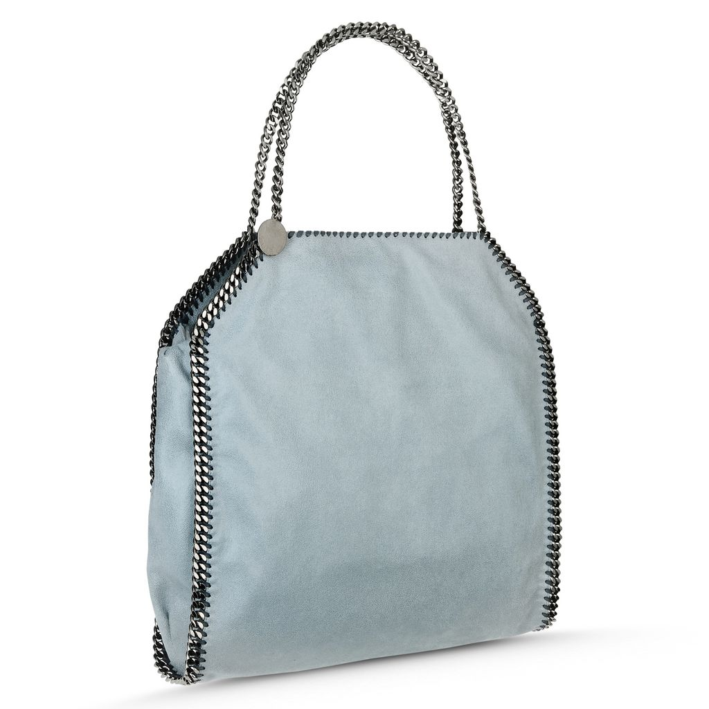 Grand Tote Bag Falabella en Shaggy Deer - STELLA MCCARTNEY