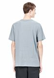 T by ALEXANDER WANG SLUB COTTON JERSEY TEE WITH CHEST POCKET TEE Adult 8_n_d