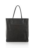 ALEXANDER WANG PRISMA TOTE IN BLACK WITH MATTE BLACK TOTE/DEL Adult 8_n_f