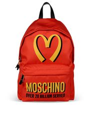 Backpack Woman MOSCHINO
