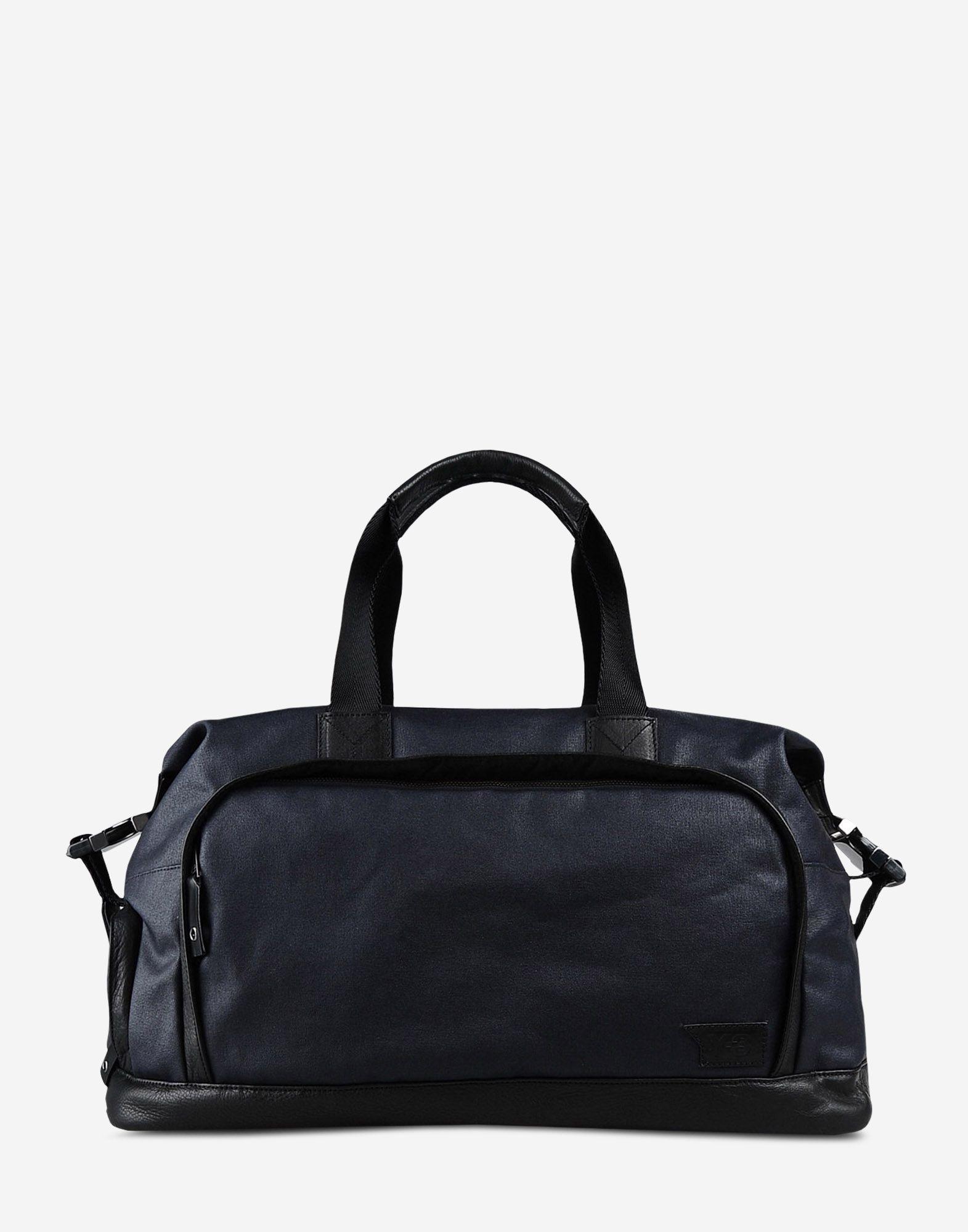 0bc9af8b960  Y 3 Toile Weekender Bag Gym Bags   Adidas Y-3 Official Site