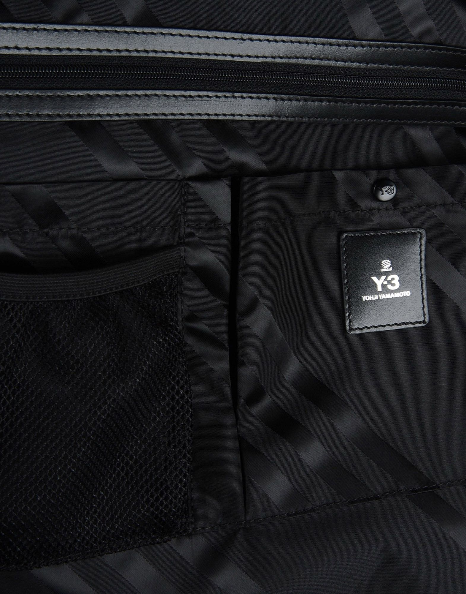Y-3 Y-3 Future Sport Shopper Large fabric bag E e