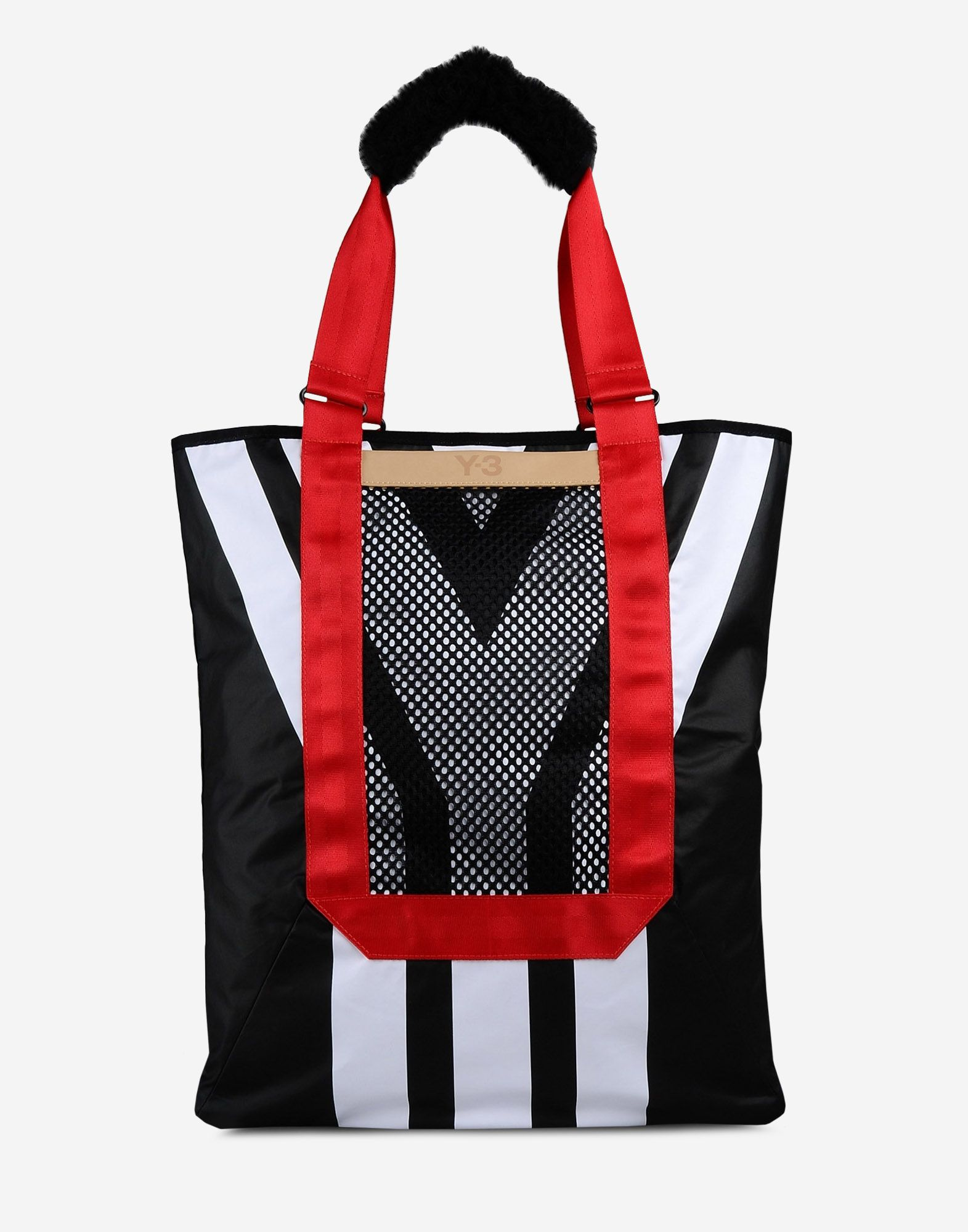 Y-3 Y-3 Future Sport Shopper Large fabric bag E f