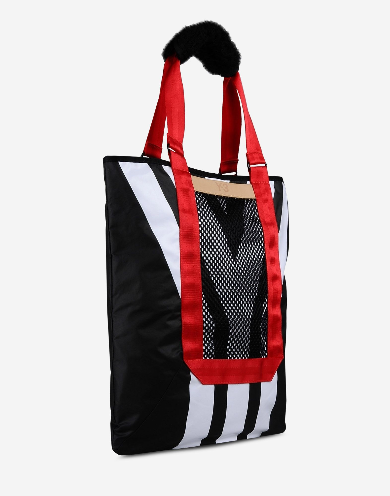 Y-3 Y-3 Future Sport Shopper Large fabric bag E r