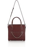 ALEXANDER WANG LARGE CHASTITY IN CORDOVAN WITH RHODIUM TOTE/DEL Adult 8_n_f