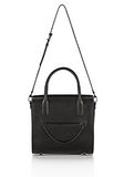 ALEXANDER WANG LARGE CHASTITY IN BLACK WITH MATTE BLACK TOTE Adult 8_n_f