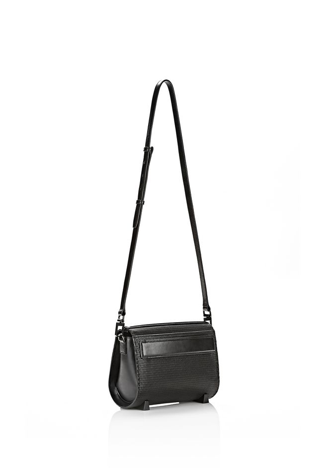 ALEXANDER WANG CHASTITY IN BLACK WITH MATTE BLACK Shoulder bag Adult 12_n_e