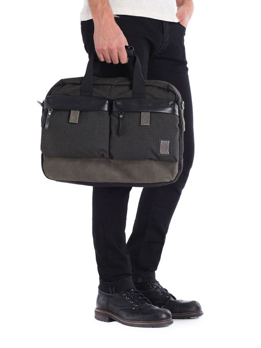 DIESEL HIKE-BRIEF Briefcase U d