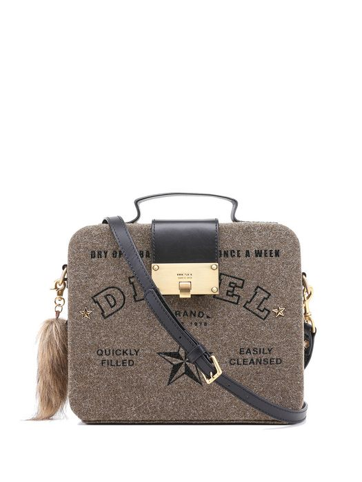 DIESEL BLOGGER Crossbody Bag D f