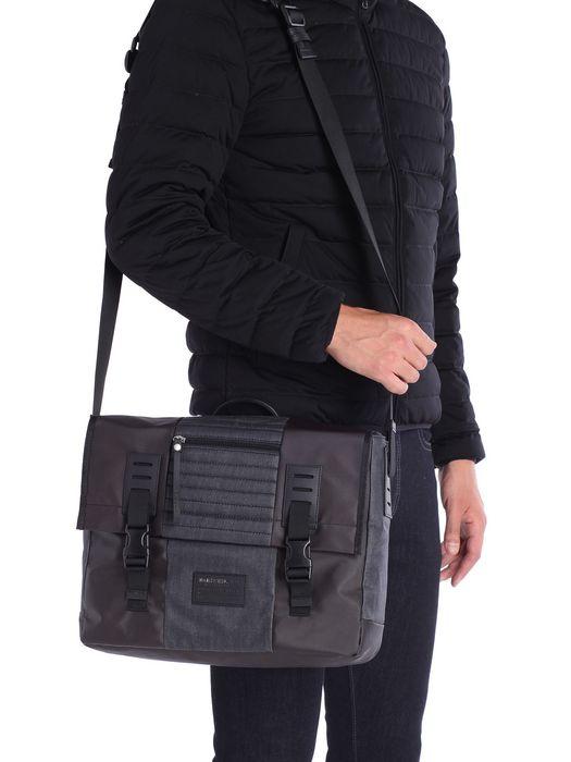 DIESEL B-FLAP Crossbody Bag U d