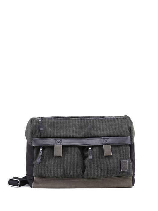 DIESEL HIKE-FLAP Crossbody Bag U f