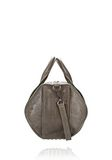 ALEXANDER WANG INSIDE-OUT ROCCO IN GUNPOWDER WITH RHODIUM Shoulder bag Adult 8_n_e