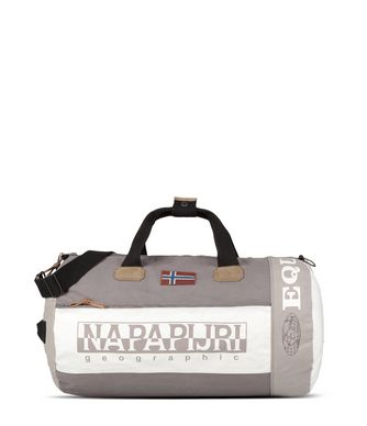 NAPAPIJRI SAROV  HOLDALL,LIGHT GREY
