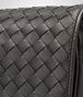 BOTTEGA VENETA Nero Intrecciato Nappa Messenger Bag Crossbody bag D ep