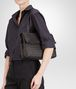 BOTTEGA VENETA Nero Intrecciato Nappa Olimpia Bag Shoulder or hobo bag D ap