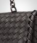 BOTTEGA VENETA Nero Intrecciato Nappa Olimpia Bag Shoulder or hobo bag D ep