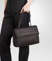 BOTTEGA VENETA Nero Intrecciato Nappa Olimpia Bag Shoulder or hobo bag D lp