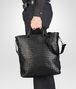 BOTTEGA VENETA Nero Intrecciato Light Calf Tote Bag Tote Bag U ap