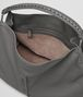BOTTEGA VENETA SHOULDER BAG IN NEW LIGHT GREY CERVO Shoulder or hobo bag D dp
