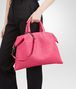BOTTEGA VENETA Rosa Shock Intrecciato Nappa Convertible Bag Top Handle Bag D ap