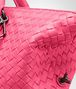 BOTTEGA VENETA Rosa Shock Intrecciato Nappa Convertible Bag Top Handle Bag D ep