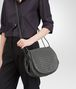 BOTTEGA VENETA MESSENGER BAG IN NEW LIGHT GREY INTRECCIATO NAPPA Crossbody bag D ap