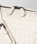 BOTTEGA VENETA Mist Intrecciato Nappa Messenger Bag Crossbody bag D ep