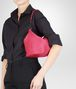BOTTEGA VENETA Rosa Shock Intrecciato Nappa Bag Shoulder or hobo bag D ap