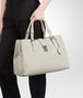 BOTTEGA VENETA BORSA ROMA MIST IN LIGHT CALF INTRECCIATO Borsa a Mano D ap