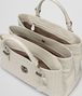 BOTTEGA VENETA MIST Intrecciato Light Calf ROMA BAG Top Handle Bag D dp